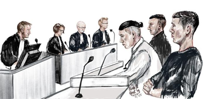 Tegen voormalig kandidaat raadslid Steven K. uit Utrecht is een gevangenisstraf geëist van 10 jaar voor het plegen van plofkraken.