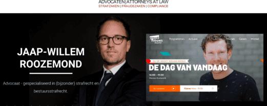 'Er moet nóg zwaarder gestraft worden in Nederland' Interview Groot Nieuws Radio