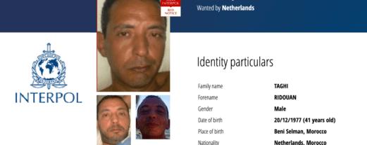 Ridouan Taghi aangehouden in Dubai, maar wordt hij wel uitgeleverd?